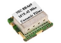 1575.42 MHz GPS Ceramic Filter Image
