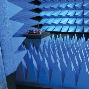 detail study about how to test mobile in anechoic chamber