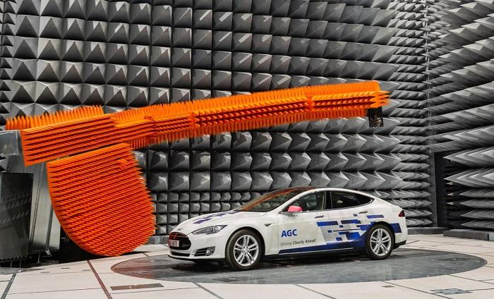 Automotive on Glass Antennas