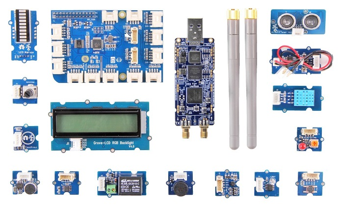 Lime Micro Starter Kit