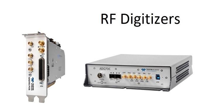 RF Digitiers