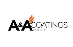AandA Thermal Spray Coatings Logo