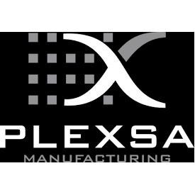 PLEXSA MANUFACTURING Logo