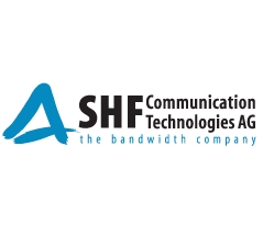 SHF Communication Technologies Logo