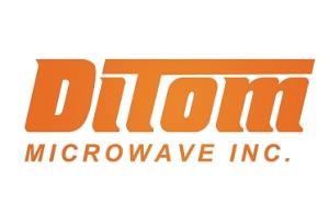 DiTom Microwave Logo