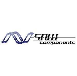 SAW Components Logo