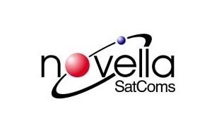Novella SatComs Logo