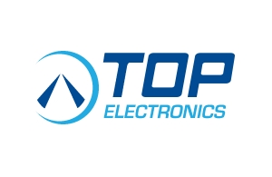 TOP-electronics USA Logo