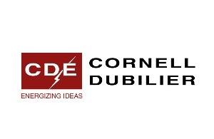 Cornell Dubilier Electronics Logo