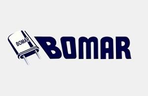 Bomar Crystal Logo
