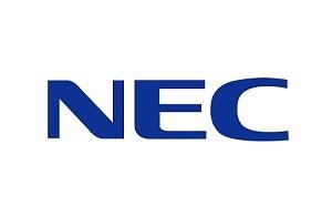 NEC Network and Sensor Systems Logo