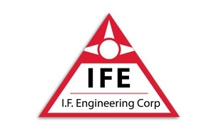 I.F. Engineering Logo
