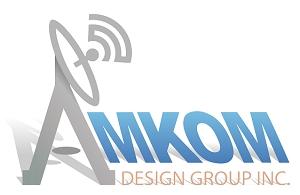 Amkom Design Group Inc Logo