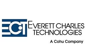 Everett Charles Technologies Logo