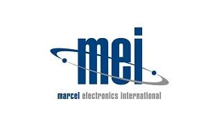 Marcel Electronics International Logo