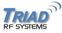 Triad RF Systems Logo