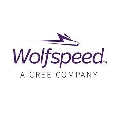 Wolfspeed, A Cree Company Logo