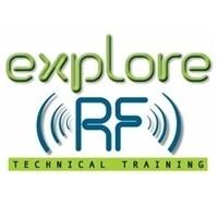 Explore RF Logo