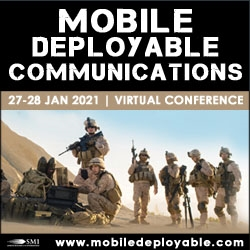 Mobile Deployable Communications Conference 2021