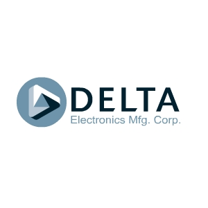Delta Electronics Manufacturing Corp. Logo