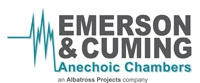 E&C Anechoic Chambers Logo