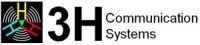 3H Communication Systems Logo