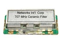 707 MHz LTE Band 12 (Uplink) Ceramic Filter Image