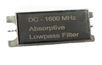 DC-1600 MHz Absorptive Lowpass Filter Image