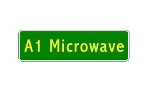 A1 Microwave Logo