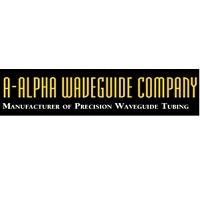 A-Alpha Waveguide Logo