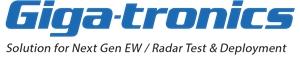 Giga-tronics Logo