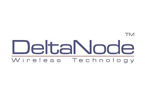 DeltaNode Wireless Technology Logo