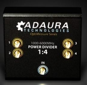 4-Way Power Divider Image