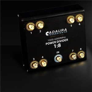 8-Way Power Divider Image
