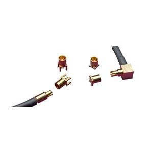 SSMCX Coaxial RF Connectors Image