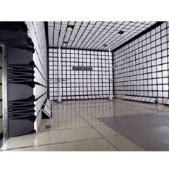 10m Compliant Semi-Anechoic Chamber Image