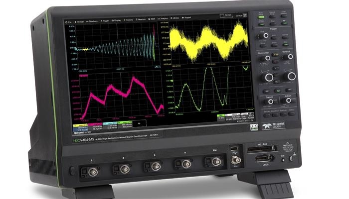 Teledyne lecroy launches hd oscilloscopes with 4 ghz bandwidth ccuart Gallery