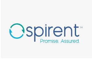 Spirent Communications Logo