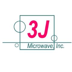 3J Microwave Logo
