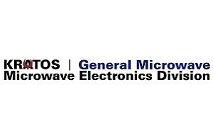 KRATOS General Microwave Logo