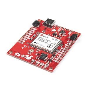 ZED-F9R GPS Breakout Image
