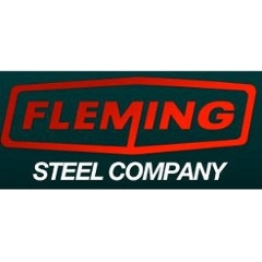 Fleming Steel Company Logo