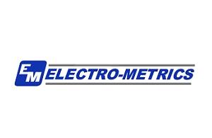 ELECTRO-METRICS Logo