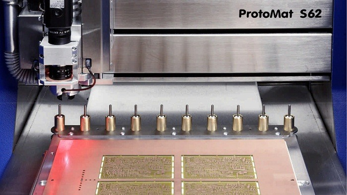 LPKF to Demonstrate Latest Benchtop PCB Prototyping Machines