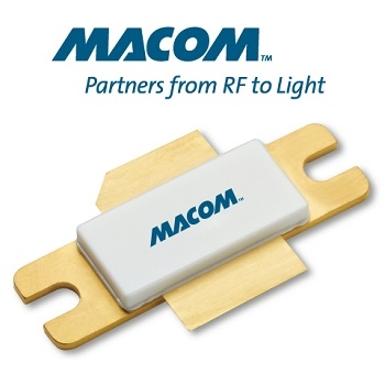 MACOM Unveils 500W GaN-on-Si Power Transistor for L-Band