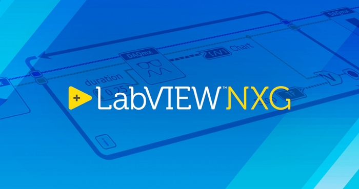 New Version of NI LabVIEW NXG Software is Now Available