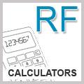 RF Calulator APP