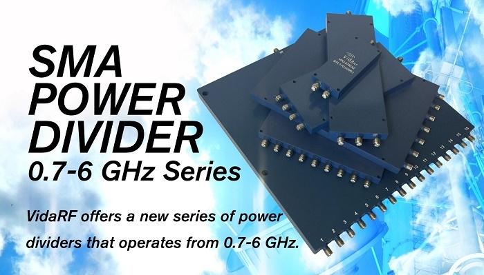 SMA Power Divider