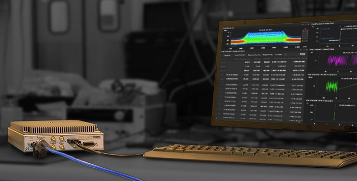 Signal Hound 20 GHz Spectrum Analyzer with SCEPTRE Software