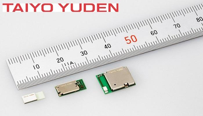 TAIYO YUDEN Launches Three New Bluetooth 5 Modules